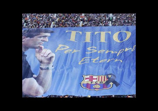 Barça'dan, Vilanova'ya vefa