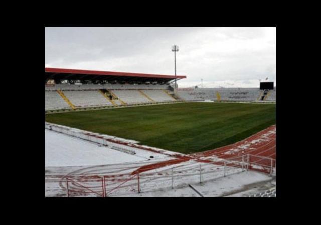 4 Eylül Stadı, Sivasspor-Galatasaray maçına hazır