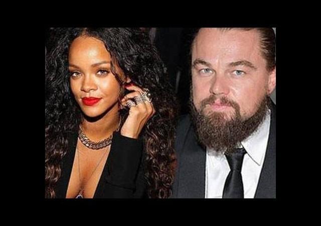 Leonardo ve Rihanna birlikte mi?