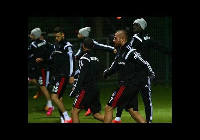 Beşiktaş, ayağının tozuyla çalıştı