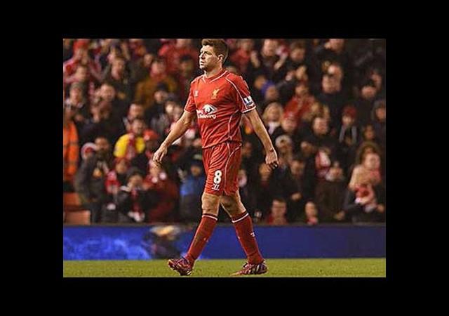Gerrard karaborsa oldu