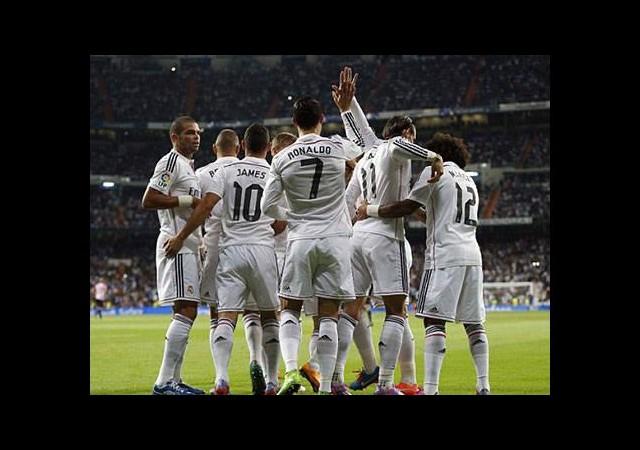 Madrid'i 'Real' tanıtıyor