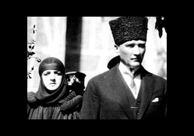 'Atatürk' filminde Latife Hanım ve İnönü de belli oldu