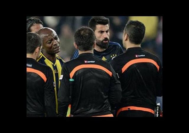 Fenerbahçe'den Volkan ve Caner'e para cezası geliyor