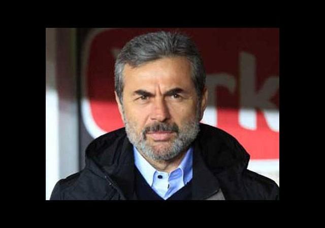Aykut Kocaman'ın hedefi Galatasaray!