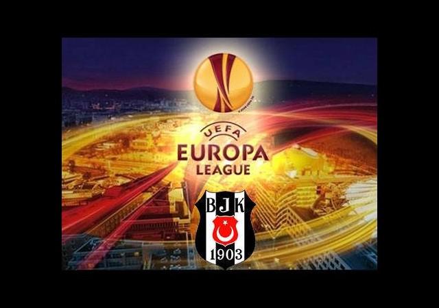 Beşiktaş, UEFA'da 41. sırada