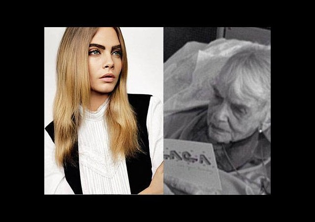 Cara Delevingne'in acı günü