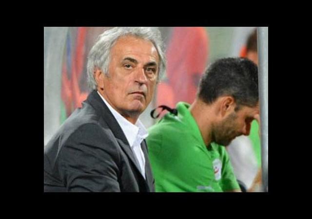 Vahid Halilhodzic'in yeni takımı