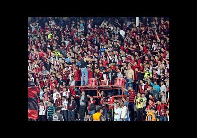 Gaziantepspor taraftar desteği bekliyor