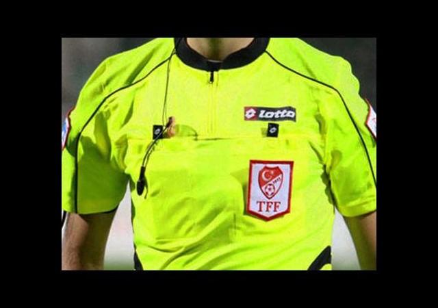 Spor Toto Süper Lig'de 21. haftanın hakemleri