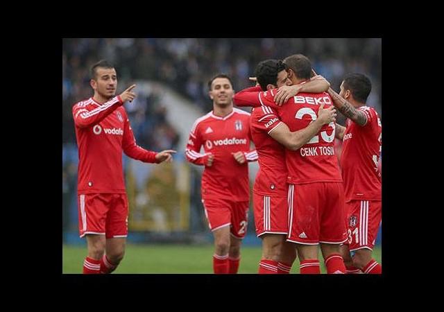 Beşiktaş'tan kupa açıklaması