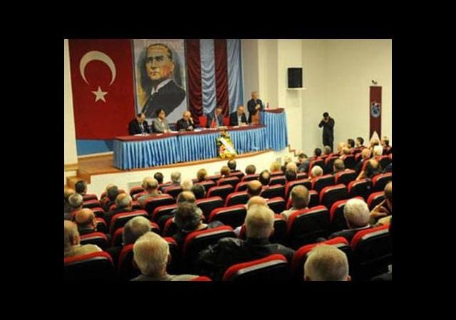 Trabzonspor'da seçim