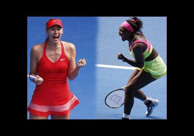 Finalin adı Williams - Sharapova
