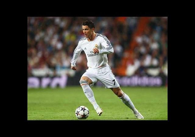 En golcü Ronaldo
