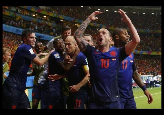 Büyük skaldal! Hollandalı 6 futbolcu...