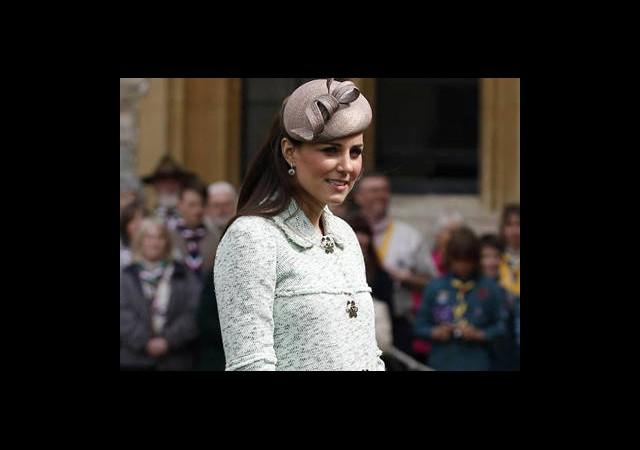 Kraliyet Bebeği Kız mı?