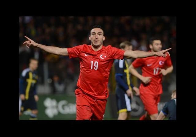 Türkiye İsveç maç özeti izle