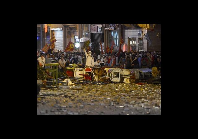 ABD'den Taksim Gezi Parkı'ndaki Olaylarla İlgili Açıklama Geldi