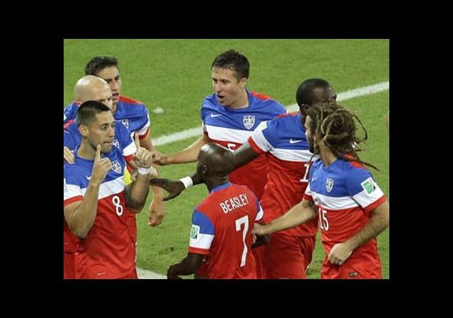 ABD, Gana'yı 2-1'lik skorla geçti (ABD-Gana maç özeti)