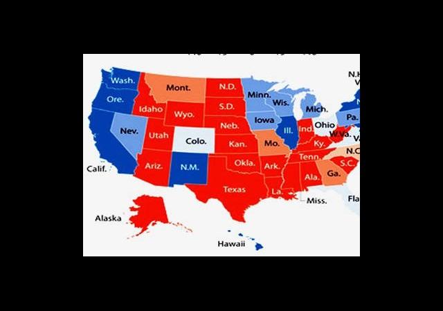 20 Eyalet 'Bağımsızlık' İstiyor
