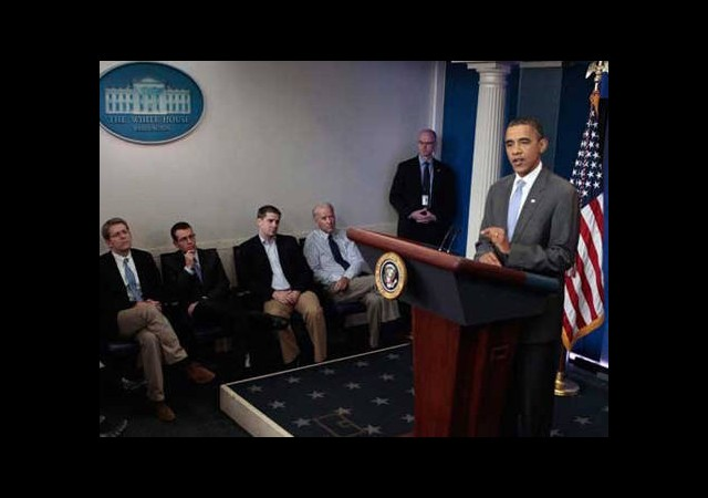 ABD Kongresi'nin Suriye Mesaisi