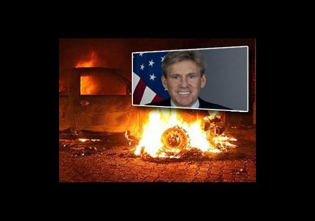 ABD Büyükelçisi Öldürüldü!
