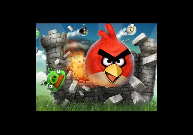 Ofiste Başarının Anahtarı: Angry Birds