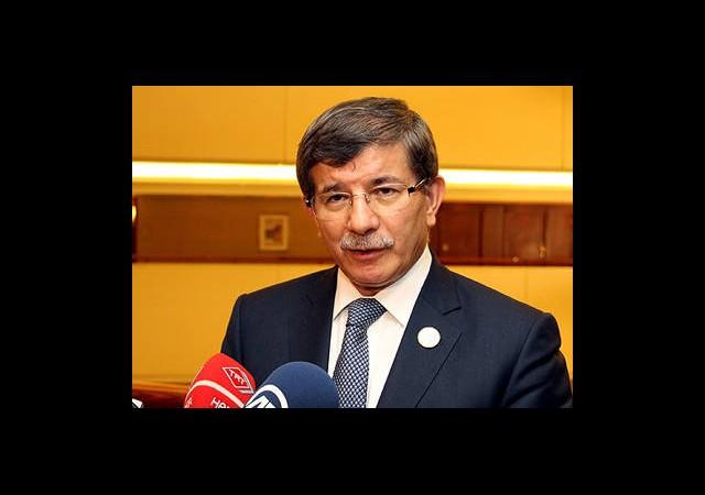 Davutoğlu'dan 2013 İçin Dünyaya Önemli Çağrı