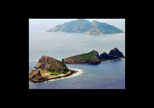 Japonlardan Çin'e Ada Hamlesi