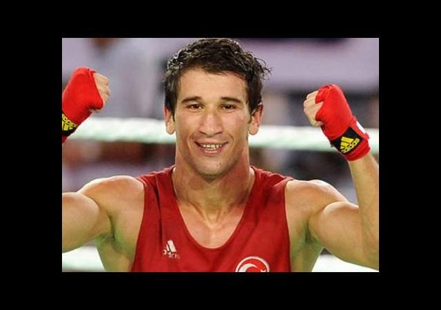 Adem Kılıçcı olimpiyat vizesi için ringe çıkıyor
