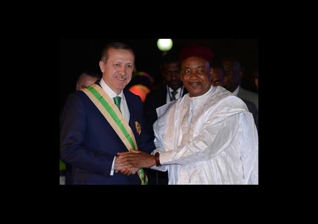 Afrika İleKalıcı İşbirliği İstiyoruz