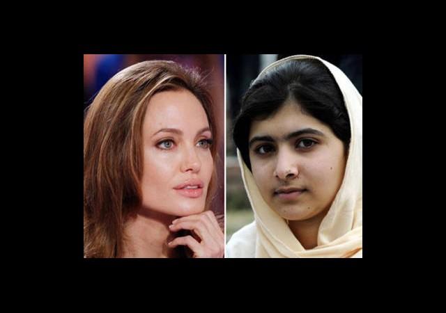 Angelina Jolie'den Anne Babalara Malala Mesajı