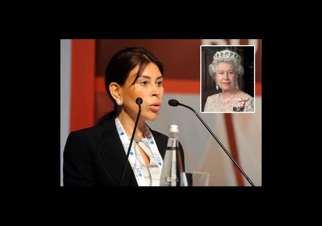 Kraliçeden 'Mükkemmellik' Nişanı
