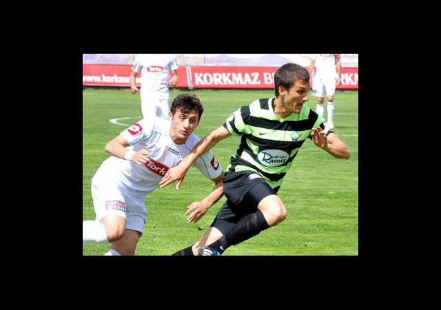 Akhisar Belediye:0 Kartalspor:0