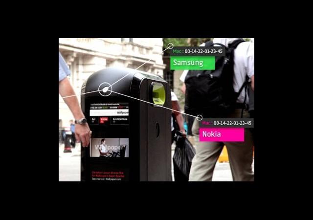 Telefon Modelinizi Tespit Edebilen Akıllı Çöp Kutuları Geliyor