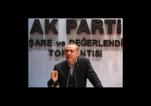 AK Parti Milletvekilleri Toplandı