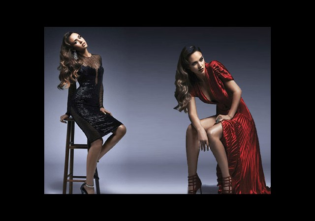 Jessica Alba'dan Özel Pozlar