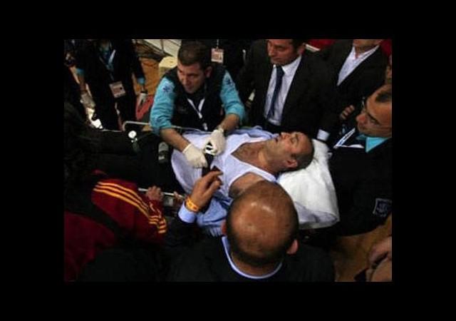 Abdurrahim Albayrak hastaneye kaldırıldı!