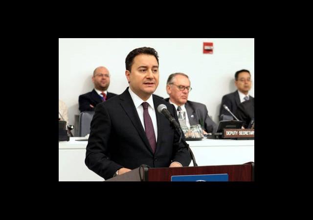 Babacan BM'de BM'yi Eleştirdi!