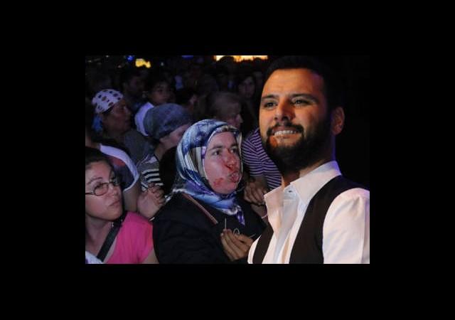 Alişan'ın Konserinde Kavga
