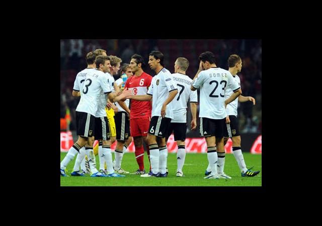 Almanya'nın EURO 2012 Kadrosu Açıklandı