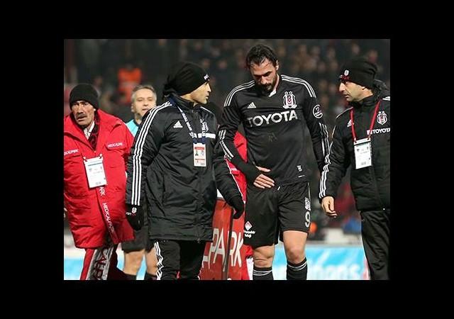 Beşiktaş'ta Hugo Almeida şoku!