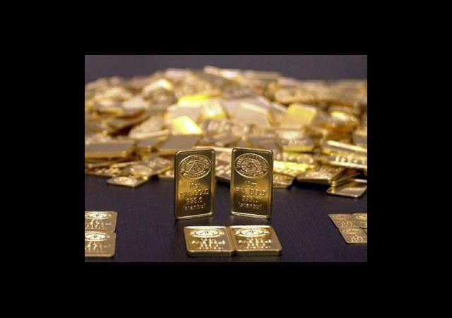 Bankalarda Altın Koyacak Yer Kalmadı