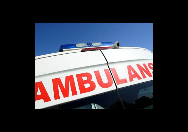 Ambulanslarda Korkutan Tablo