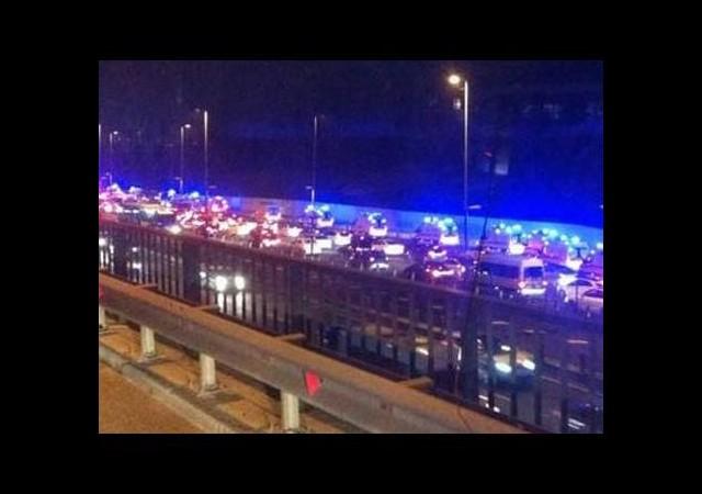 Köprü'de 798 ambulans
