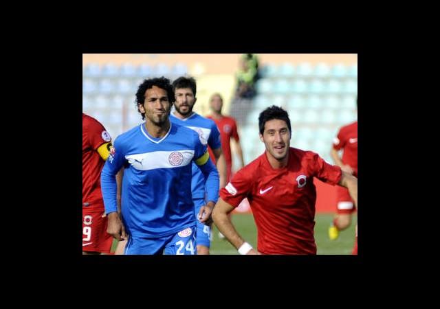 Antalyaspor 5 Golle Turladı