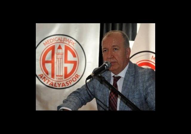 Medical Park Antalyaspor'da Teknik Direktör Arayışları