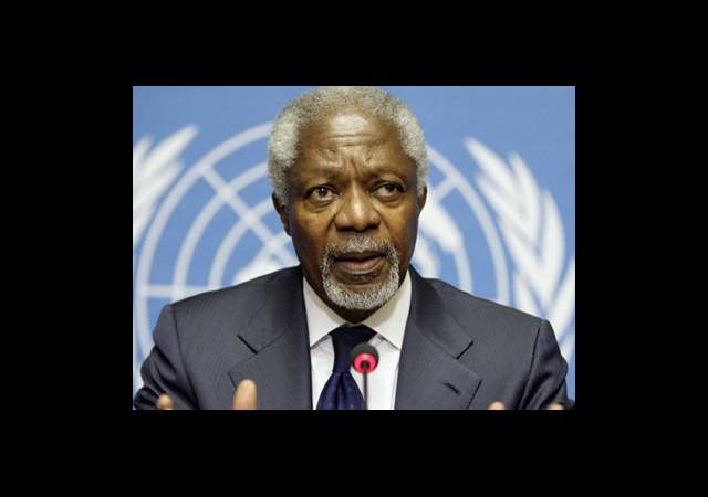 Annan'ın Yerine Gelecek En Güçlü İsim