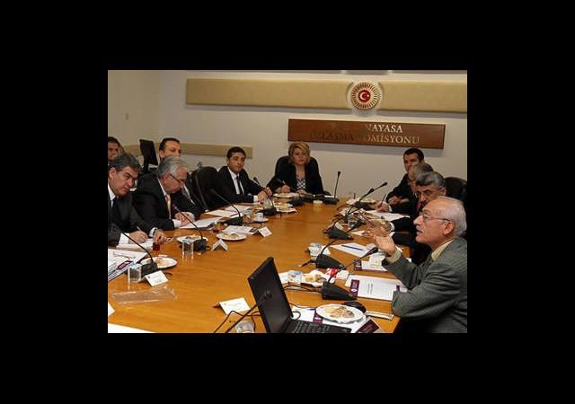 Uzlaşma Komisyonu Yeniden Bir Araya Geliyor