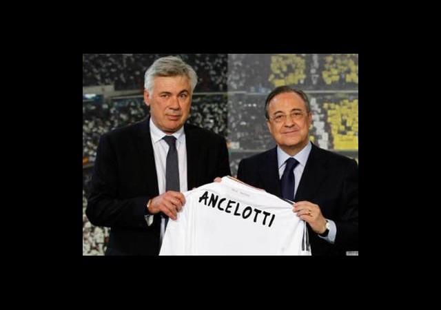 Carlo Ancelotti Listeyi Sundu